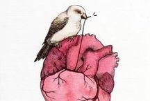 hearts / by Helena Barbieri