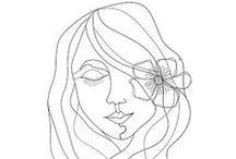 """Eu vejo flores em você / Colaborações e Inspirações para o projeto """" Eu vejo flores em você"""" https://www.facebook.com/asfloresemvoce http://www.euvejofloresemvoce.com/ / by Helena Barbieri"""