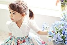Mini Models / kids, babies, children, wearing hip and cute clothes