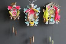 Quirky Nursery / Quirky, fun nurseries for kids who don't color in the lines.