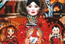 Russian Doll / In a Russian doll, there is often Russian doll hiding another Russian doll who is herself hiding a new Russian doll. That doll is often very pretty, wearing red make up and shimmering clothes.