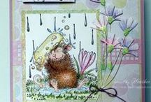 House Mouse Love / House Mouse, Happy Hoppers & Gruffies  / by DeeAnn