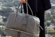 Luggage We Love / Stylish suitcases and totes to tote around the world with you!