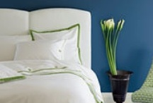Bedroom Ideas / Bedroom bedding, furniture, art, design, layout, accessories, art, rug, curtains, ideas, decorate.
