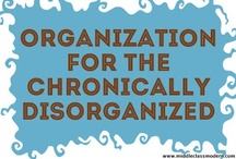 Organization and Cleaning Ideas / All about organization and cleaning. Tips and tricks, products, rituals, routines, and other organizing ideas.