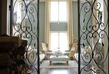 Design - My Style / Photos depict my personal taste in design and furnishings. / by Patti Johnson Interiors