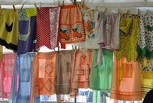 all about aprons / fun to collect!