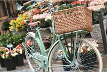 bikes with baskets / every good bike needs a great basket