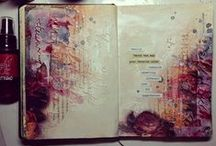 Art Journal Inspiration / by tasra dawson || renaissance girl