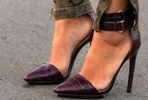 shoe fetish  / Who doesn't love shoes? Come here to find the most gorgeous and fashionable shoe trends of any season.  / by Taigan