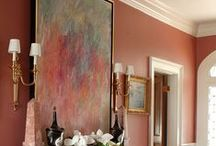 Foyers / These foyers represent what Patti Johnson Interiors considers excellent design that we can bring to your home. Http://pattijohnsoninteriors.com / by Patti Johnson Interiors