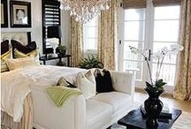 Bedrooms / These photos reflect what  Patti Johnson Interiors can do for your home. http://pattijohnsoninteriors.com / by Patti Johnson Interiors
