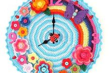 crochet projects / by Ricki Walker