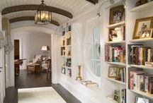 Libraries / Patti Johnson Interiors enjoys installing custom libraries in homes. Call for a consultation! Http://pattijohnsoninteriors.com / by Patti Johnson Interiors