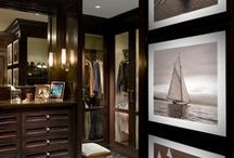 Closets / Let Patti Johnson Interiors design your custom closet! / by Patti Johnson Interiors