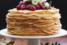 Cakes +...
