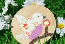 Birds ispired gifts / The wonderful world of birds which inspired creative sellers on WowThankYou.