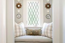 Nooks and Alcoves! / Patti Johnson Interiors can create that special alcove in your home! / by Patti Johnson Interiors