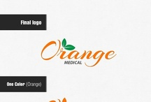 Branding: Orange Medical / For the german medicine company Orange Medical we created a complete new brand based on new design trends. Their clients love it!