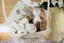 Baby Gifts / Handmade and personalised baby gifts created by talented UK based makers, crafters and designers.