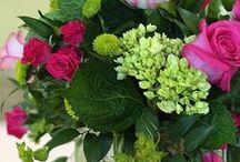 Florals / by Patti Johnson Interiors