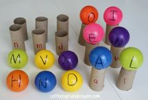 Fun with Letters / Do you know your ABCs? / by BOB BOOKS