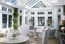 White! / A personal admiration for the freshness of white interiors. / by Patti Johnson Interiors