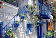 Nature ~ Greece & Italy