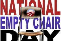 National Empty Chair Day! :-)~ / by Billy Frank Alexander Design