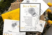 Wedding Invitations / Unique wedding invitation ideas!  For wedding flower inspiration, visit us at www.signaturebloom.com | florist San Jose, CA | Please note that images on this board are owned by their original owners, you can view the source by clicking on the picture twice.