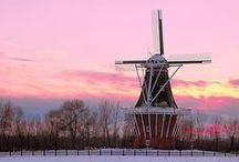 Windmill Island Gardens / Windmill Island Gardens in Holland, Mich., is a 36-acre park with an authentic Dutch windmill open for tours daily April-October.  / by Holland Michigan