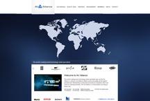 Webdesign: AV Alliance