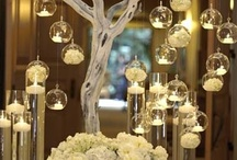 Candle Wedding  / We love these candle wedding ideas, they are simple and romantic. To view wedding flowers by Signature Bloom, visit us at www.signaturebloom.com | florist wedding San Jose, CA |  Please note that images on this board are owned by their original owners, you can view the source by clicking on the picture twice.