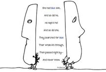 Shell Silverstein Quotes / by Krystin Guild