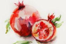 FOOD ART / food + art = perfection.