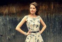 A Vintage Belle / Made by me using vintage patterns.  All for sale in my Etsy Shop, A Vintage Belle