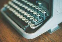 {be writing} / #writing