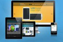 Samsung Reparaturen Website / Made by MIK Agency