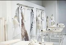 A New Space to create Fashion / by Edith Martin