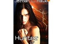 SPECTR Series / What happens when a federal exorcist falls in love with the demon he's supposed to destroy?