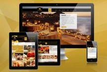 Da Leone Website / Designed For the Ristaurant Da Leone