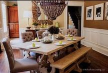 .dining room. / by Krystle Park