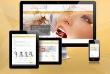 Neumarktpraxis Website / We present to you the website that we made for Neumarktpraxis which is located in St. Gallen. http://neumarktpraxis.ch/newsite/