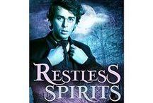 Spirits Series / Board dedicated to my Spirits series, beginning with Restless Spirits.