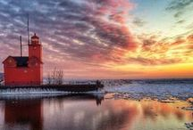 Sunsets on the Third Coast / by Holland Michigan