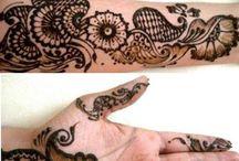 Nails designs inspiration / Shapes, mhendi, swirls, vectors, drawings for nails