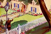 White Picket Fences / White Picket Fences / by Maria Newell