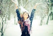 Christmas and winter / by Sweet Amaranth »» Seattle, WA » Beautiful, Body-Positive Portrait Photography