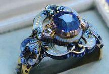 Beautiful jewelry / by Sweet Amaranth »» Seattle, WA » Beautiful, Body-Positive Portrait Photography