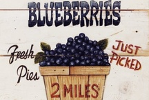 Blueberry Hill / by Kitschy Cupcakes